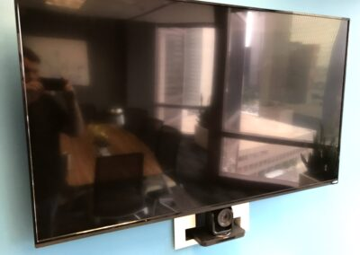 TV and Camera Mounting