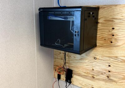 Small Network Cabinet