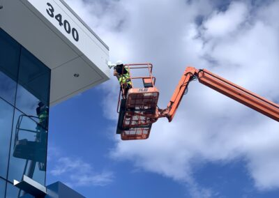 Mounting Avigilon Camera off a Boom Lift